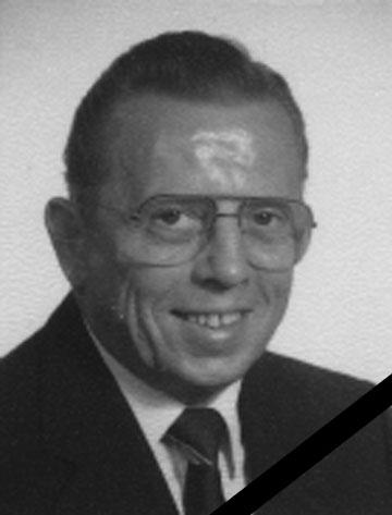 Abschied von Karl Brübach