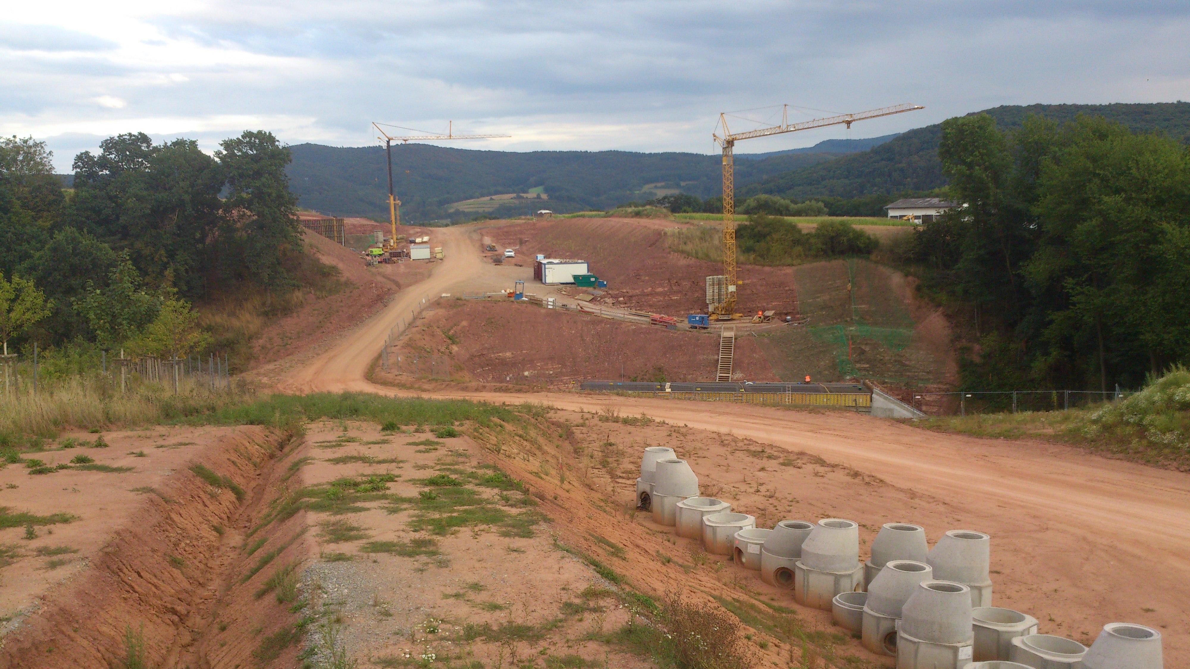 Bauarbeiten an der A44 - Aus der Kreistagsfraktion