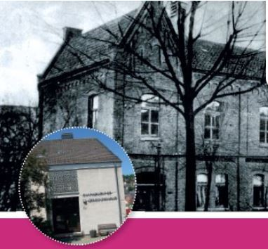 Abschied vom Gemeindehaus der evangelischen Kirche