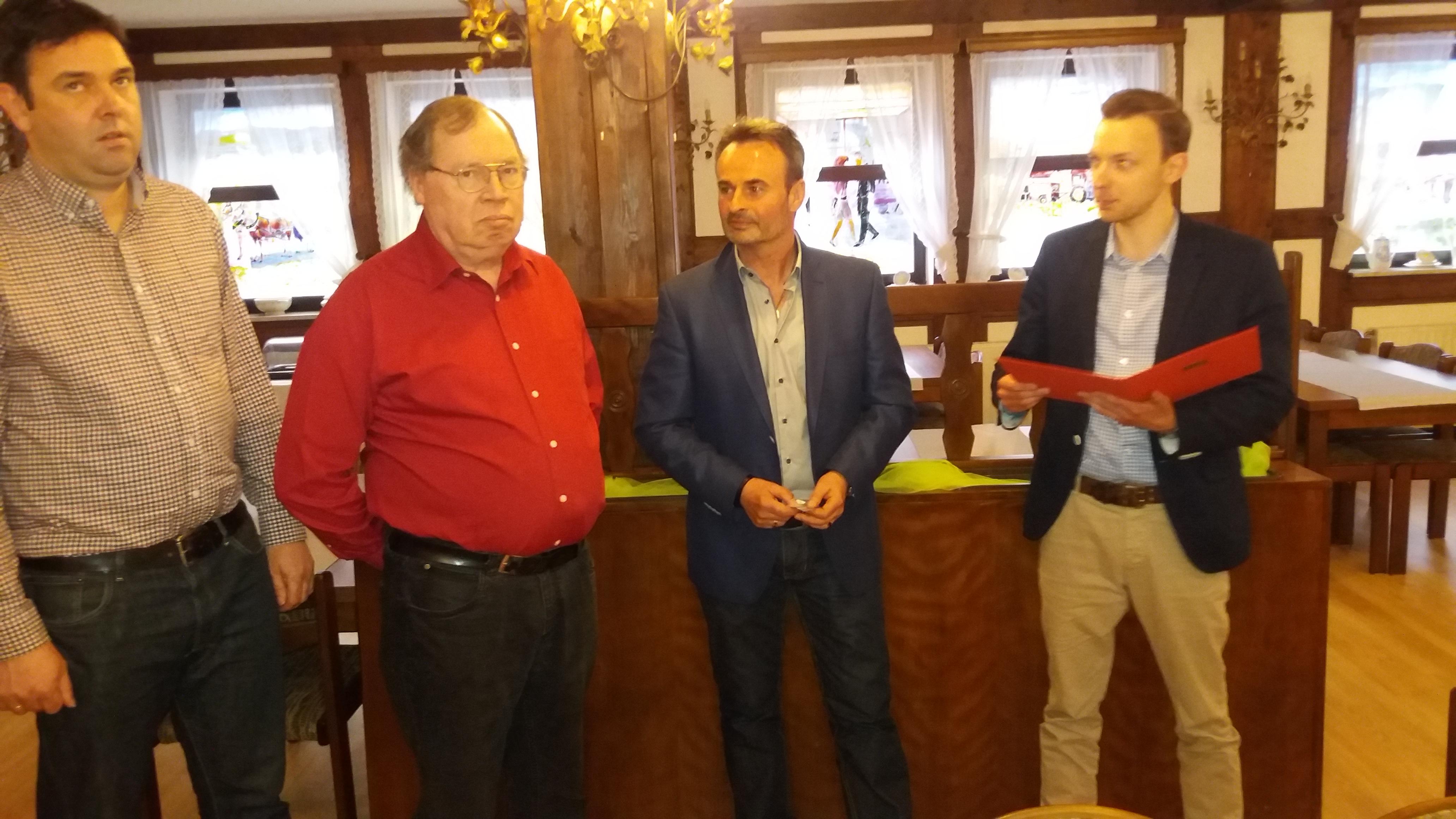 Jahreshauptversammlung Ortsverein Großalmerode