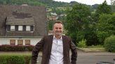Der SPD-Bürgermeisterkandidat Michael Goßmann