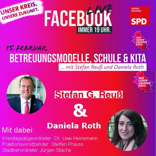 Facebook - Live - Mit Landrat Reuss