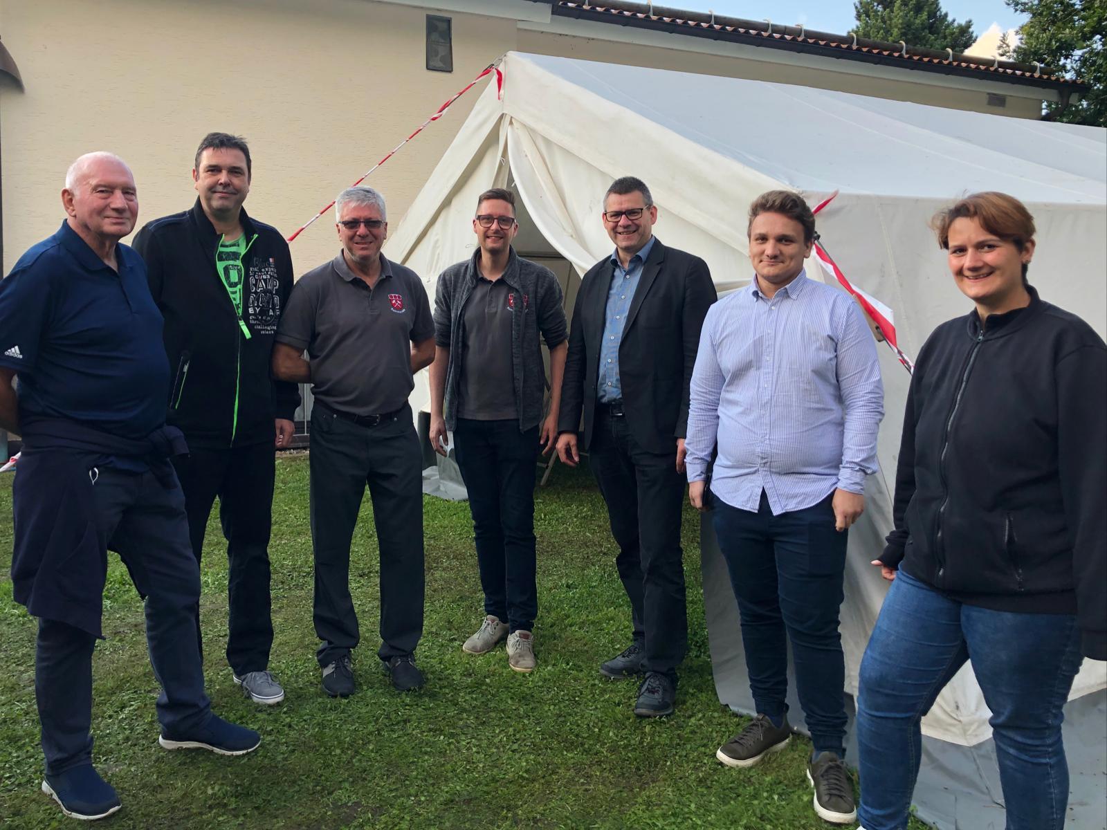 Kegelbahngaststätte in Rommerode eröffnet